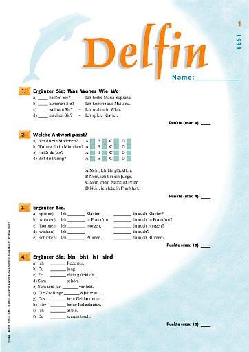 Delfin 4 Test