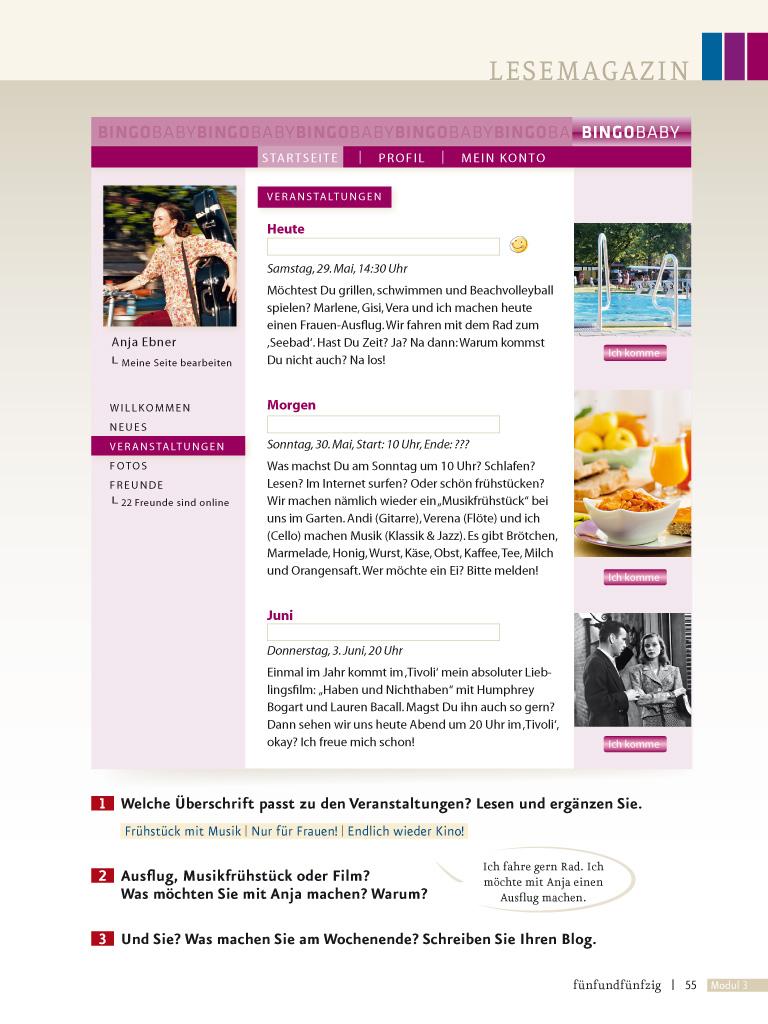 Stationen: Ein Kursbuch Für Die Mittelstufe, 2008/2012 Second Edition