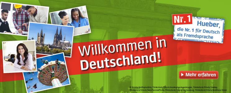hueber lernen deutsch als fremdsprache aktuelles. Black Bedroom Furniture Sets. Home Design Ideas